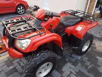 QUAD BIKE Quadzilla 500es 4x4 Road legal