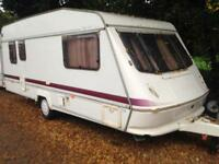 Elddis wisp 1995 5 berth in good condition