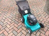 self drive petrol mower in vgc