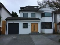 LOVELY 5 BEDROOM LUXURY DETACHED HOUSE AVAILABLE IN CRESPIGNY ROAD, HENDON, NW4 3DX
