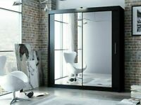 🔵💖🔴XMAS 35% DISCOUNT🔵💖🔴FULLY MIRRORED HIGH QUALITY WARDROBES IN DIFFERENT WIDTHS