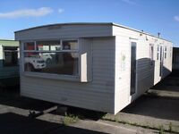 Cosalt Torbay Super FREE DELIVERY 36x12 2 bedrooms 2 bathrooms + en suite static caravan off-site
