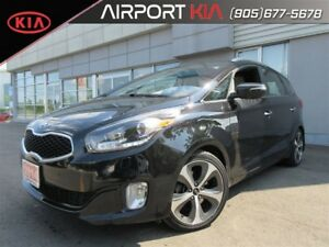 2014 Kia Rondo EX Luxury 7-Seater w/Nav/leather/sunroof