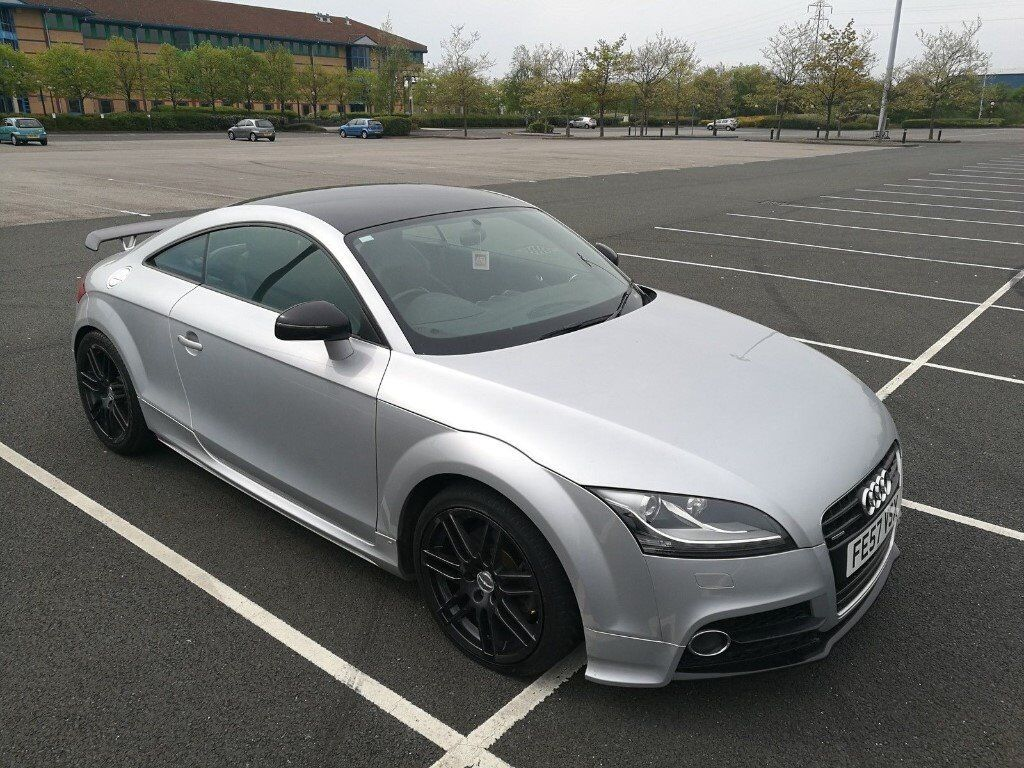 2007 Audi Tt 2 0t Fsi Only 64k Miles 2011 Tts And Abt