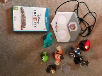 Wii u Disney infinity game