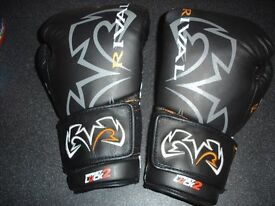 rival boxing/sparring gloves