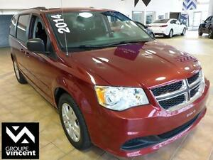 2014 Dodge Grand Caravan SXT 7 PASSAGERS AIR