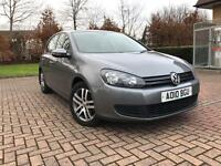 Volkswagen golf 2.0 Tdi 140hp 6 speed