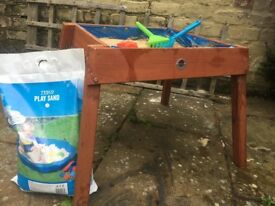 Kids sandpit for sale
