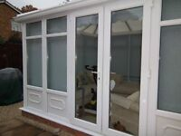 Brand New doors for conservatory/patio