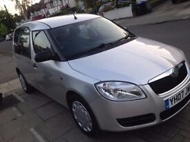 Skoda Roomster 1.4 16v 5dr, full service history, low mileage
