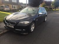 STUNNING 2011 520D TOURING SEMI-AUTO PMEDIA EDITION FSH DRIVES WITHOUT FAULT