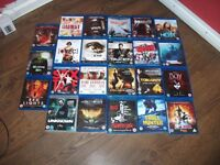 blu ray dvds x 23 all vgc all boxed corsham sn13 9ng