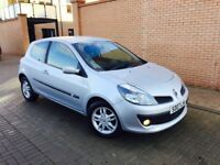 RENAULT CLIO 1.4 DYNAMIQUE 2007 MINT CONDITION MOT 1 YEAR FSH