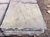 Marshall Sandstone effect Concrete Slabs 600mm x 600mm