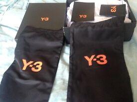 Y3 Adidas Trainers