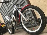 Gas Gas TXT Pro 300 Trials Bike 300cc Competition Dirt Trail Not Sherlock Beta TRS Montesa Oset