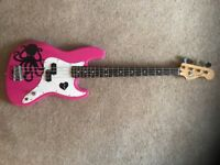 Fender Mark Hoppus Bass