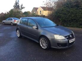 Very reliable Golf gtd, new mot, full service history