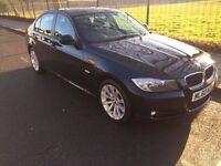 BMW 3 Series 2.0 318i SE 4dr Black 2010 ~57000 mileage - Excellent Condition