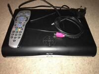 Sky+ HD box (remote and HDMI cable)