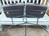 BMW Original Panniers off my 1984 R80 Paralever Model. Very good condition