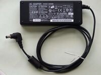 AC Adapter 24V 2.5A PA03010-6221 for laptop, printer etc - ** See connector dimensions **
