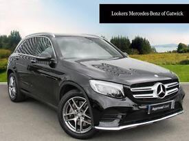 Mercedes-Benz GLC Class GLC 250 D 4MATIC AMG LINE PREMIUM (black) 2016-03-01