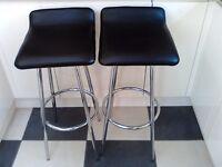 Pair of kitchen/bar stools