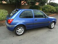 Ford Fiesta flight - very low mileage