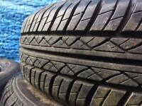 155/70/13 tyre as new