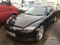 Mazda RX-8 petrol 2006 year - Spare Parts