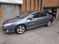 2007**Peugeot 407 2.0 HDi SE 4dr**SPARE OR REPAIR**