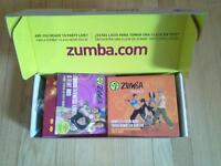 Zumba Fitness Total Body Transformation System  4 DVD Set