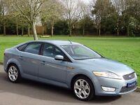 2008 (58) Ford Mondeo 2.0 TDCi Titanium X 5dr - HEATED HALF LEATHER - CONVERSE+