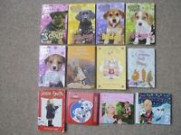 Puppy Place Book set plus 7 other story books