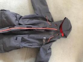 Fox racing winter jacket, motocross