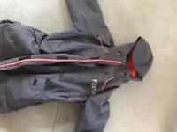 Fox racing winter jacket, motocross