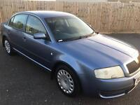 2003 SKODA SUPERB 1.9 TDI DIESEL 130 BHP FULL SERVICE DRIVES MINT NO ISSUES NOT OCTAVIA