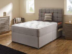 Sameday Delivery 7Days aWeek PREMIUM Range- MEMORYFOAM Single - Double Bed Ful Set MASSIVE Savings