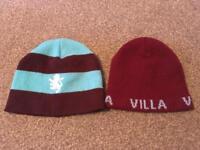 Aston Villa Beanie Hats (2)