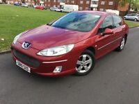 Uber Ready PCO/Minicab For Sale,2010 Peugeot 407 2.0 HDi Sport Low Mileage PCO Car/Minicab For Sale
