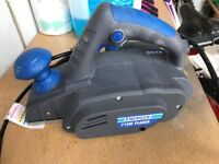 Used onced wood Planer