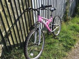 Trax Bike - Ladies