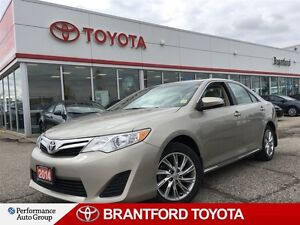 2014 Toyota Camry Camry LE Lease Return with Leather, Navi, Carp