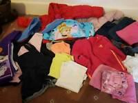 Bundle Girls Clothes, Age 4-5