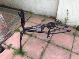 Zinc bike / bmx full body