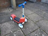 scooter - little tikes