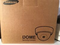 Samsung SND 6084R IR 2MPHD Dome security camera