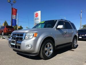 2010 Ford Escape Limited ~AWD ~Power Heated Leather ~P/Roof
